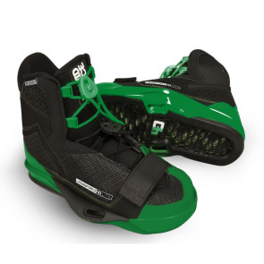 Liquid Force Lite 4D Chassis Wakeboard Boot - EU 41-42/US 8-9