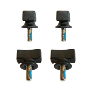 Unite Wake Wakeboard 1/4 20 Inch Thumbscrew Set (4)