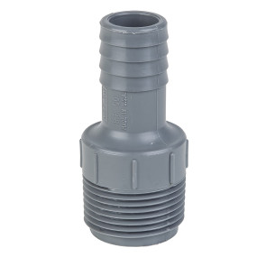 2021 Eight.3 1 in. NPT Port Thread To 3/4 in. Barb Fitting