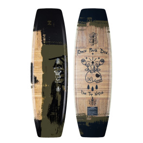 Ronix Top Notch Pro All Over Flex 143 Wakeboard / Showroom