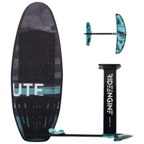 Hyperlite UTE w/Ride Engine Carbon Wakefoil Complete Package