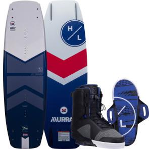 Hyperlite Murray Pro #2022 w/Team X Boat Wakeboard Package