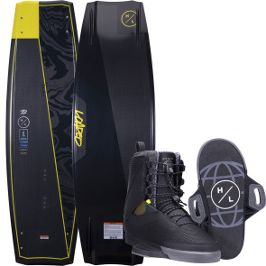 Hyperlite Riot Loaded #2022 w/Capitol Boat Wakeboard Package