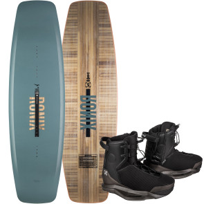 Ronix Atmos #2022 w/Parks Cable Wakeboard Package