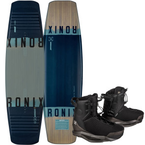 Ronix Kinetik SB 2 #2022 w/Parks Cable Wakeboard Package