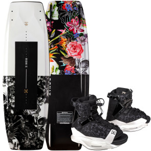 Ronix Ladies QTM #2022 2/Halo Boat Wakeboard Package