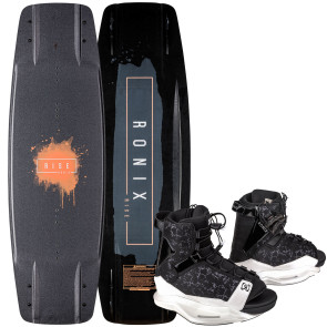 Ronix Ladies Rise #2022 w/Halo Boat Wakeboard Package
