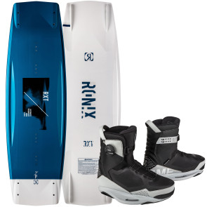 Ronix RXT Blackout #2022 w/Supreme Boat Wakeboard Package