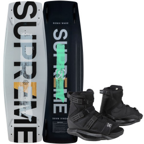 Ronix Supreme #2022 w/Anthem Boat Wakeboard Package