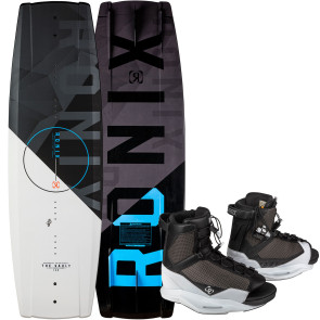 Ronix Vault #2022 w/District Boat Wakeboard Package