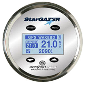 Perfect Pass 3.5 Star Gazer Display - Silver