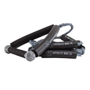 2021 Hyperlite 20' Surf Rope w/Handle Package - Grey