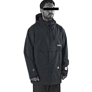Follow Layer 3.1 Outer Spray Anorak 2021 Jacket - Black