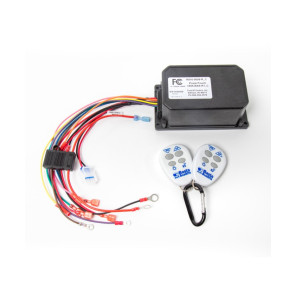 Basta Boatlifts Remote Control Master Unit W/ 2) White Fobs And Wire Harness