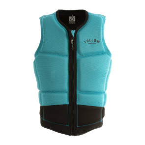Follow Division 2021 Impact Wakeboard Vest - Teal