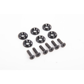 2021 HO Sports Front Plate Hardware - 4 Pieces