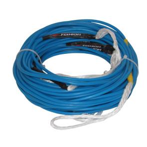 Barefoot Int Ski Rope 95' lNylon Coated Spectra