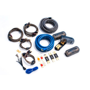 Roswell Marine Audio Amplifier Wiring Kit