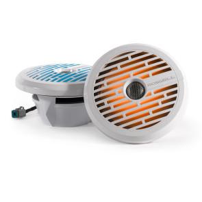 Roswell Marine Audio R1 8.0'' In-Boat Speaker Pair - White