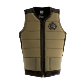 Follow RD 2021 Impact Wakeboard Vest - Olive