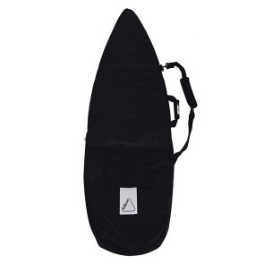 2021 Follow Wake Surf Bag - Black - 5.4FT