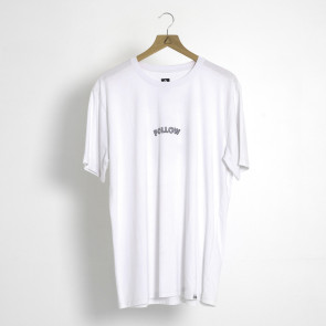 2020 Follow Angry Email Mens Tee - White